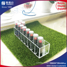 Wholesale Plastic Acrylic Lipstick Floor Display